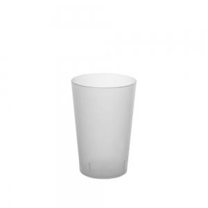 plastic tumbler reusable goblet  cup-20