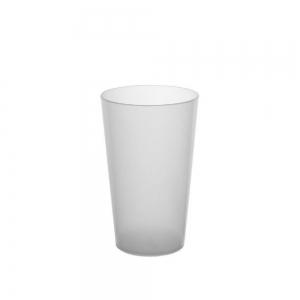 plastic tumbler reusable goblet cup-30
