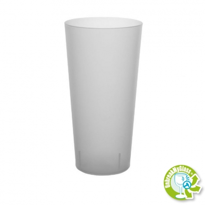Pint plastic cup-20
