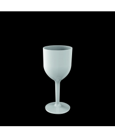 WINE GLASS 22 CL WHITE