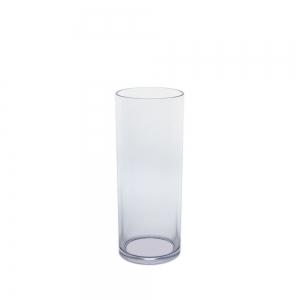 Tube incassable réutilisable  long drink  30cl