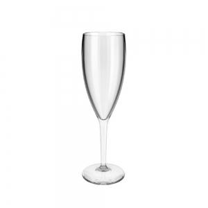 Flûte à champagne 15CL réutilisable et personnalisé