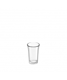 SHOT GLASS 3CL CLEAR