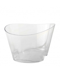 CHAMPAGNE BUCKET CLEAR 5 bottles