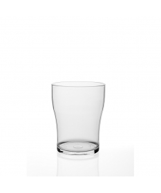 BEER GLASS 25CL CLEAR