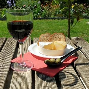 Verre à vin réutilisable incassable 22CL transparent