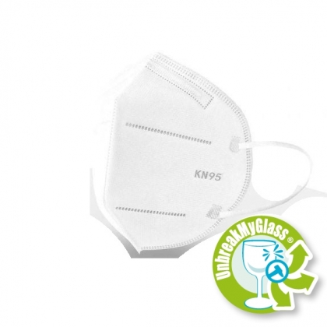 Single use KN95 Mask