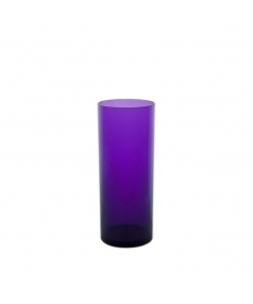 VERRE INCASSABLE TUBE 30CL VIOLET MINUIT