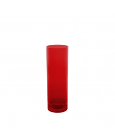 HIGHBALL GLASS 25CL NOVO RED