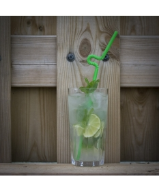 MOJITO LONG SMART 30CL ROUGE FLUO