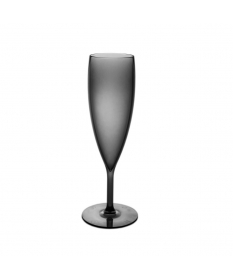 CHAMPAGNE FLUTE 15CL SMOKY