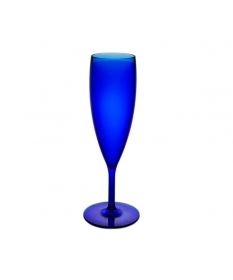 CHAMPAGNE FLUTE 15CL MIDNIGHT BLUE