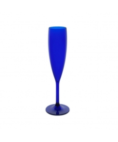 CHAMPAGNE FLUTE 9CL MIDNIGHT BLUE
