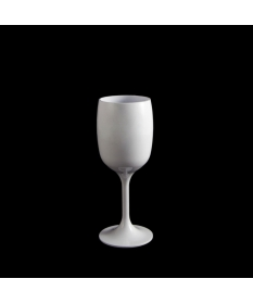 WINE GLASS 15CL OPAL