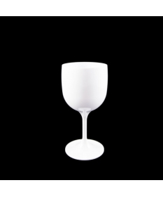 WINE COCKTAIL GLASS 26CL WHITE