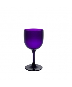 WINE COCKTAIL GLASS 26CL MIDNIGHT VIOLET