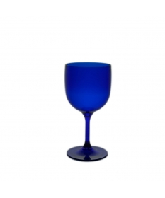WINE COCKTAIL GLASS 26CL MIDNIGHT BLUE