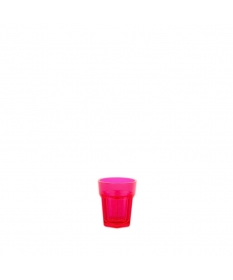 SMART SHOT GLASS 4CL FLUO ROSE