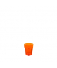 SMART SHOT GLASS 4CL FLUO ORANGE