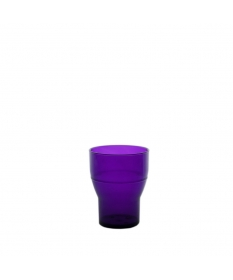 WATER TUMBLER 20CL MIDNIGHT VIOLET