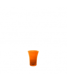 SHOT GLASS 4CL FLUO ORANGE