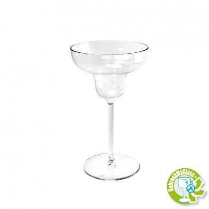 MARGARITA COCKTAIL GLASS 25CL
