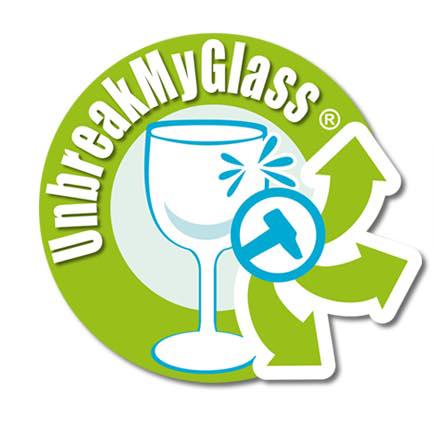 Logo de la société UnbreakMyGlass