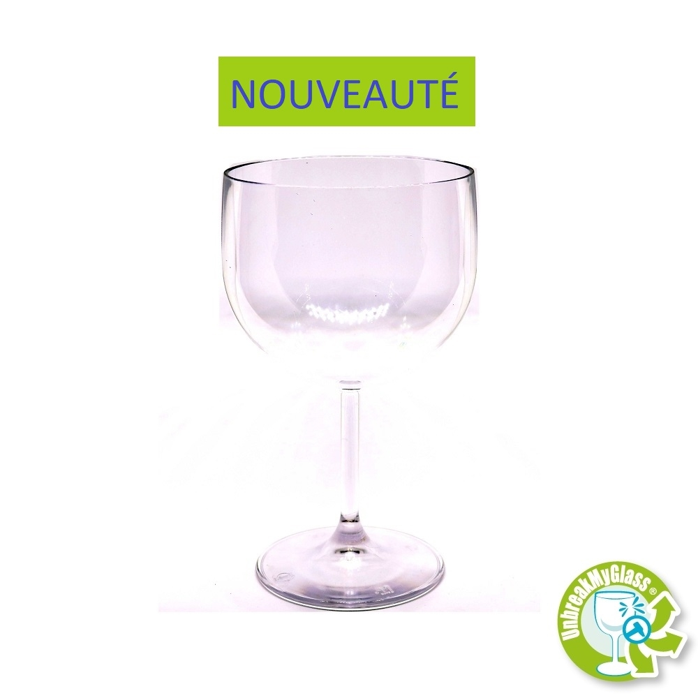 WINE COCKTAIL GLASS 50CL CLEAR