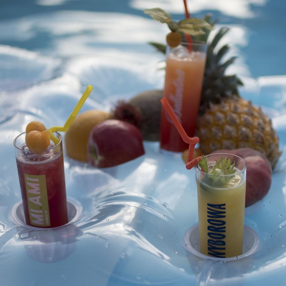 customizable Drink Glass