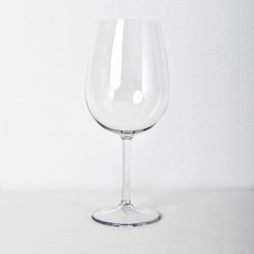 Verre à vin 40cl incassable réutilisable recyclable